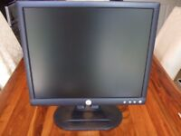 "DELL E193FP 19"" MONITOR - FULL WORKING ORDER WITH STAND"