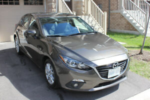 2014 Mazda Mazda3 GS-SKY Hatch +Moonroof +Winters