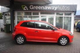 2010 VOLKSWAGEN POLO S A/C GREAT VALUE HATCHBACK PETROL