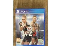 UFC2 PS4