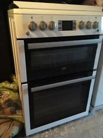 Beko gas oven /grill /hob nearly new