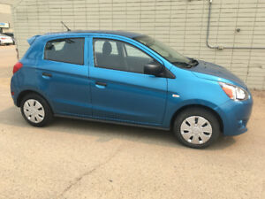 2015 Mitsubishi Mirage Hatchback Sedan ONLY 22K!
