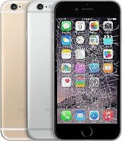 iPhone 6 Screen Replacement -$70 -20 Minutes -403-860-3682