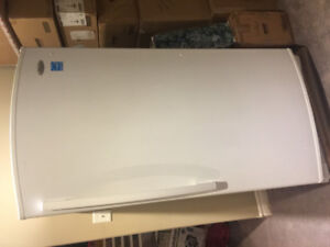 Pre owned 16 cu ft Whirlpool upright freezer - $400