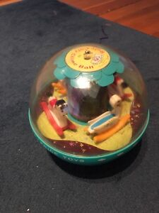 Vintage Fisher Price Rolly Polly