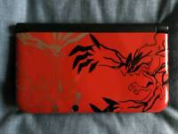 3Ds xl Pokemon Y edtion very rare