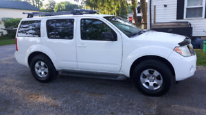 2008 Nissan Pathfinder. As is
