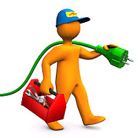 Electrician for small jobs