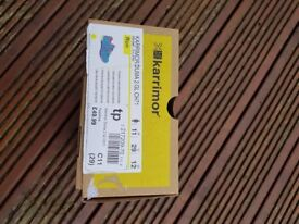 FOR SALE GIRLS KARRIMOR TRAINRES SIZE 11 UK ONLY 6 MONTHS OLD STILL BOXED