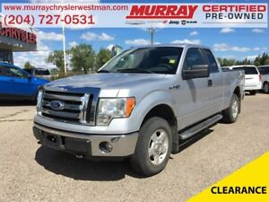 2010 Ford F-150 SuperCab 4WD XLT 5.4L