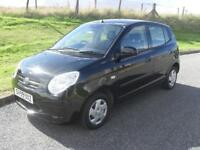 Kia Picanto 1.0 2010MY Picanto 1 25780 Mls 7 Service Stamps £30 Tax Year Clean