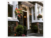 General Assistant in 5 star Windermere Guest House
