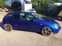 Ford Focus st170 54plate £1350ono
