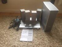 Panasonic DVD home theatre sound system SC-HT500
