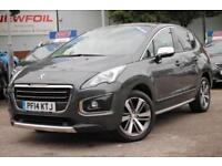 2014 Peugeot 3008 1.6 HDi Allure 5 door Diesel Estate