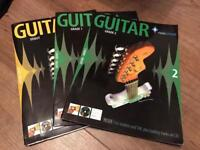 Rockschool Guitar Grade Books
