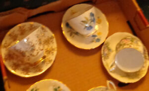 Vintage Cups & Saucers for Sale
