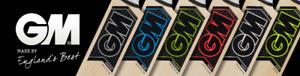 GM English Willow Cricket Bats - 808, Signature, 606 & 404