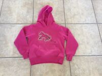 Girls Ariat Hoody Age 10