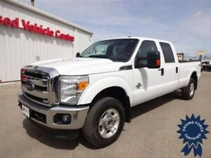 2016 Ford Super Duty F-350 SRW XLT FX4, 6.7L Diesel Engine