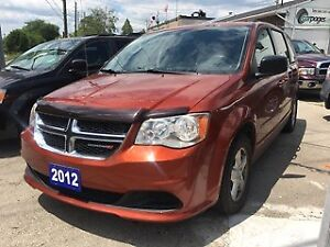 2012 Dodge Grand Caravan VAN NO ACCIDENT, 111KM POWER OPTIONS!