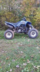 Raptor 660 Project  trade for a dirtbike