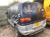 Mitsubishi delica chamonix diesel spare parts