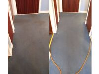 Professional Carpet and Upholstery Cleaning for both domestic and commercial clients
