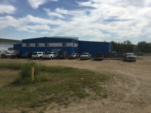 INVESTMENT OPPORTUNITY: 21,250 SF Industrial Facility on 10 Ac