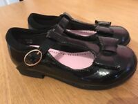 Girls School Shoes - Size 10