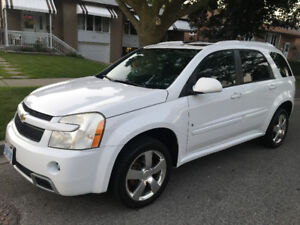 2009 Chevrolet Equinox Mint condition E-tested SUV, Crossover