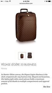 Louis Vuitton Roll & Travel Luggage