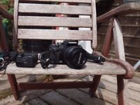 Olympus Evolt E410 10MP Digital SLR Camera And Lens