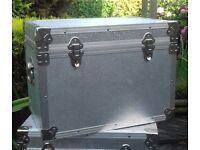 Large Aluminium Camera Flight Box Or Case. Almost New.