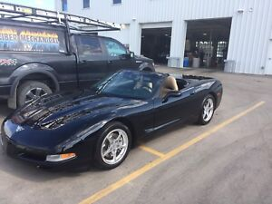 2003 Chev Corvette Convertible!