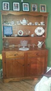 hutch and dinette set