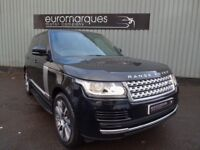 Land Rover Range Rover 4.4 SDV8 VOGUE AUTO 4WD (black) 2013