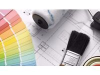 Painting services, 24 hour, professional, experienced completion at the best affordable prices.
