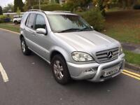 2005 Mercedes-Benz M Class 2.7 ML270 CDI Special Edition 5dr