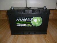 Caravan / Motorhome NUMAX 100AH Leisure Battery