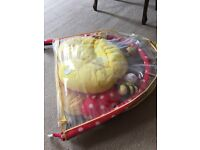 New baby play mat/gym from ELC used twice