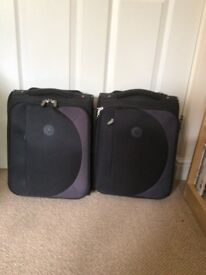 Two cabin bags / small suitcases