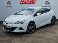 2016 Vauxhall Astra GTC 1.6 CDTi 16V ecoFLEX Limited Edition 3 door Diesel COUPE