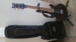 Ibanez AX 220 QM Lavender Guitar package - $350 OBO