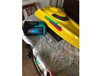 Remote Control Speed Boat Petrol Engine £70