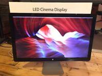 "Apple Cinema Display 27"" Monitor A1316"