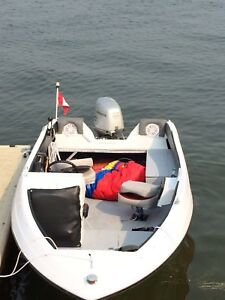 Must see!! Boat, motor, trailer amazing condition!