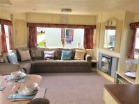REDUCED STATIC 12FT WIDE STATIC CARAVAN FOR SALE, 2017 SITE FEES INCLUDED. 11 MONTH SEASON