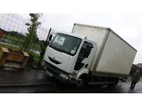 Renault midlum 2004 box lorry