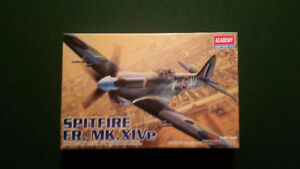 Model Spitfire kit for sale